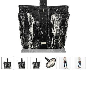 Brand new with tags Brahmin adjustable purse